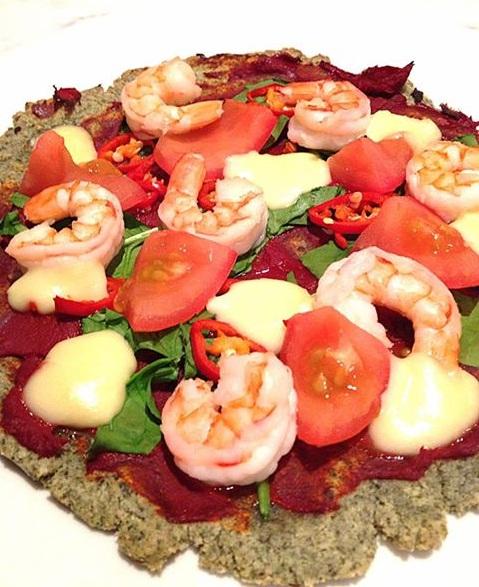 prawn pizza1