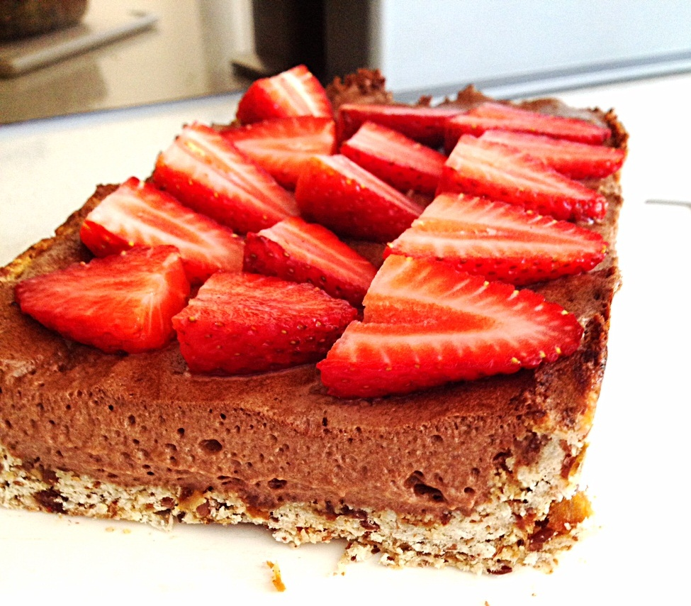 chocolate mousse whole