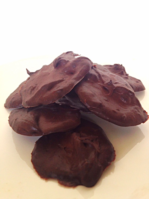 Low Carb Gluten Free Chocolate Bites